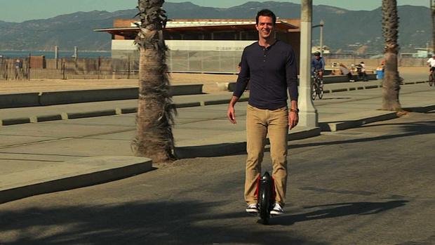 Фото №5 - Оседлай электричество! 4альтернативы велосипеду и скейтборду