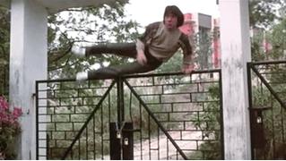 Завораживающая подборка: Джеки Чан против заборов! 60 секунд эйфории!