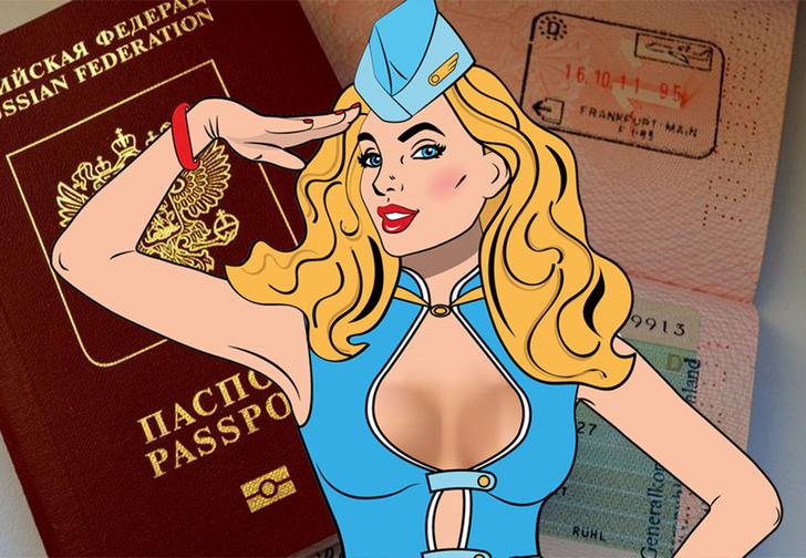 Фото №1 - Стюардесса поделилась простым лайфхаком, как не забыть паспорт в номере отеля