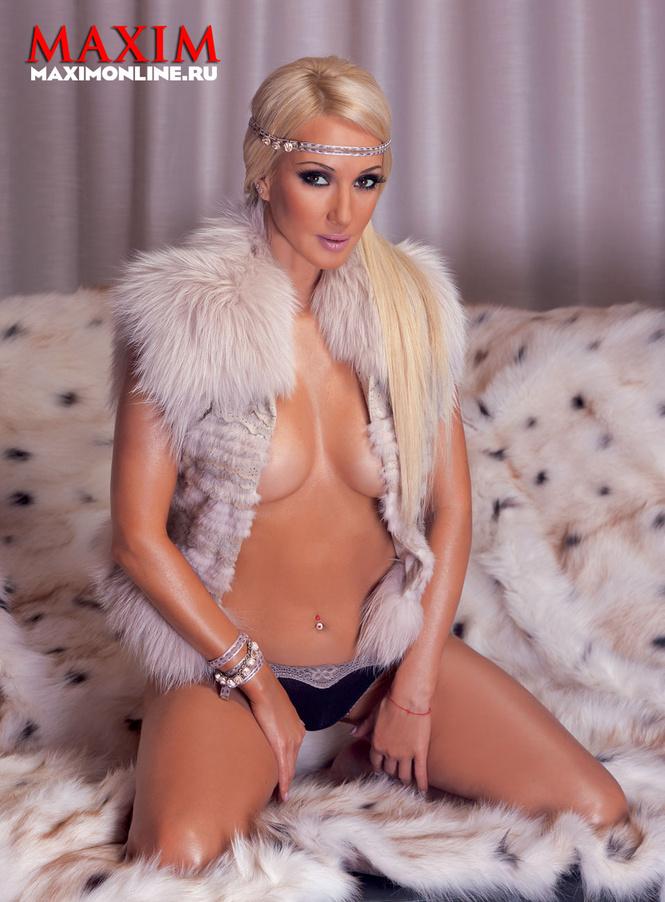 Лера Кудрявцева из шоу «Звездный лед»