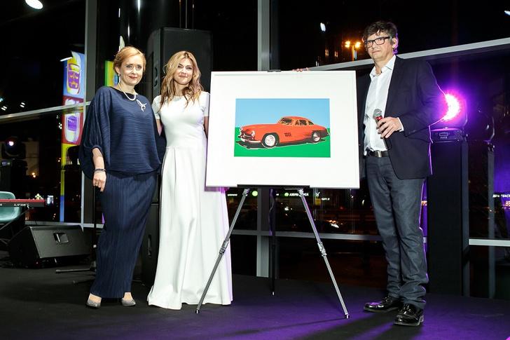 Фото №4 - Выставка «Любимая машина Энди Уорхола» открылась!