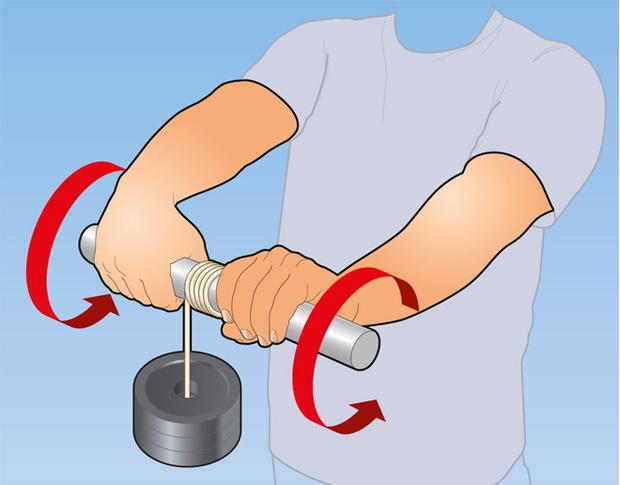 Фото №12 - Как натренировать руки, прилагая минимум усилий