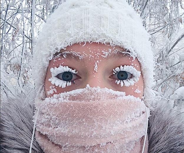 Фото №1 - Автор экстремального зимнего фото из Якутска сделала экстремальное летнее фото из Якутска!