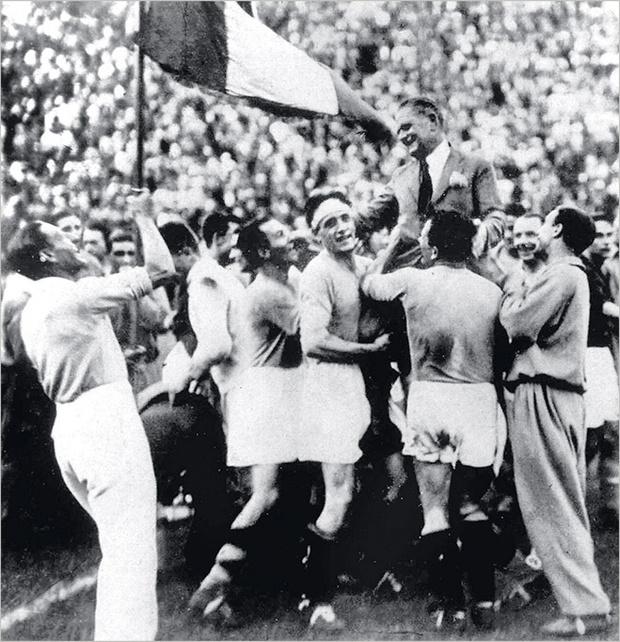 Фото №2 - Самые увлекательные факты из истории чемпионатов мира по футболу