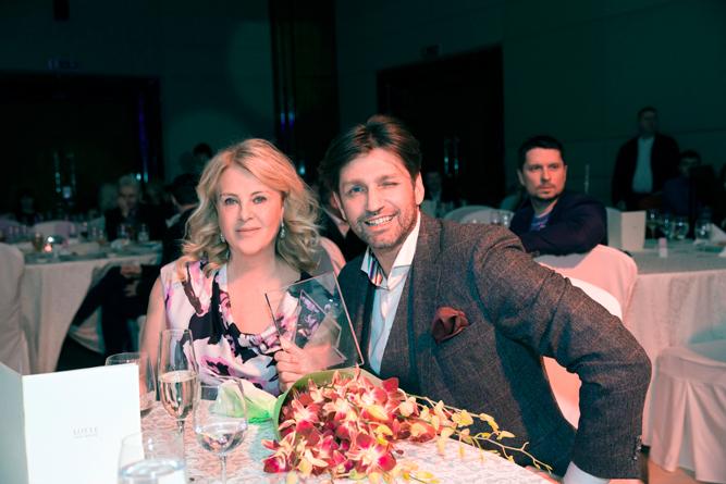 Тамара Шкулёва и   Илья Безуглый