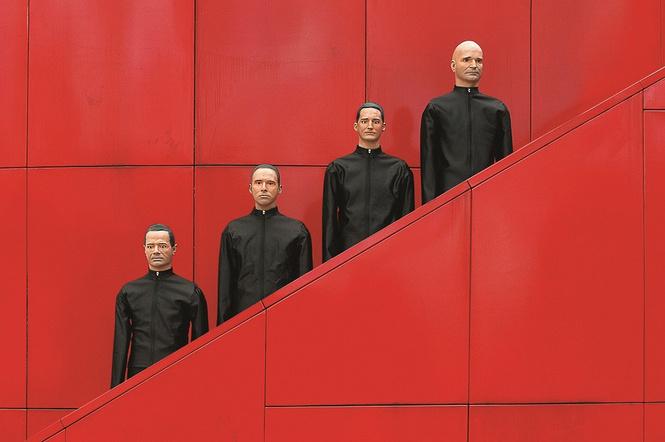 На Kraftwerk с крипто-билетом