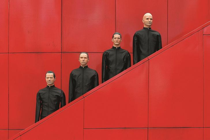 Фото №1 - На Kraftwerk с крипто-билетом
