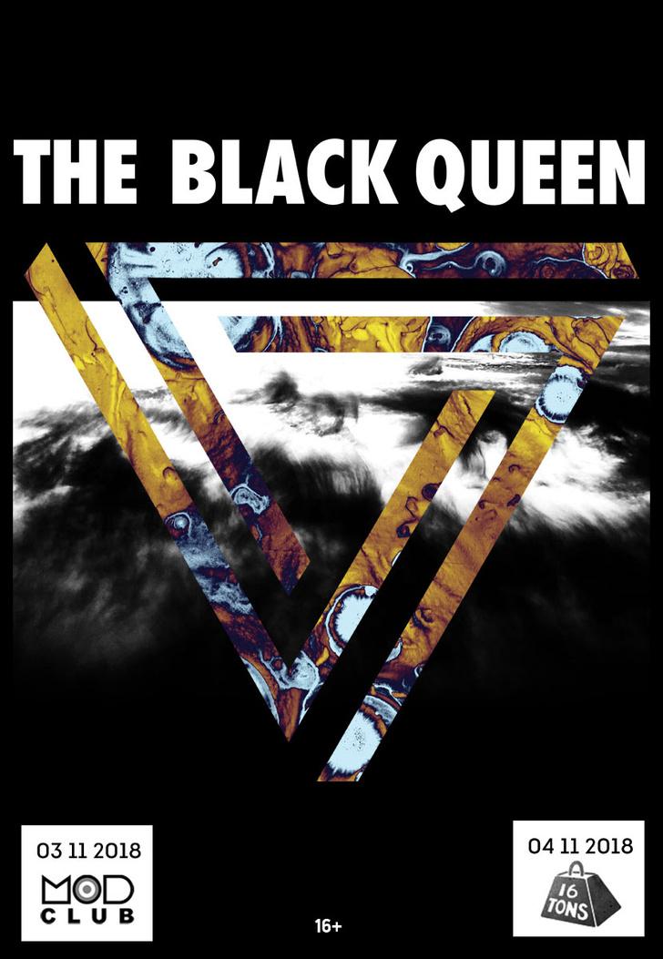 Фото №1 - Визит Черной королевы электронной музыки— The Black Queen едет в Россию