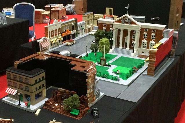 Фото №1 - Чем Lego угрожает Голливуду