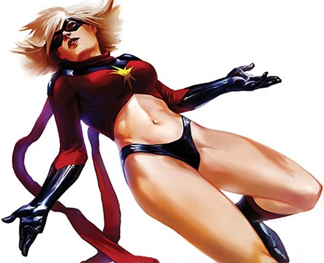 Фото №2 - 20 самых горячих героинь комиксов