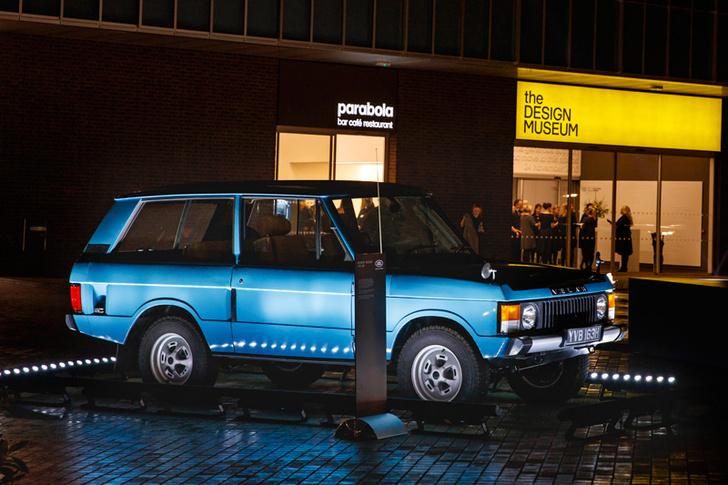 Фото №13 - Все без ума от Range Rover Velar