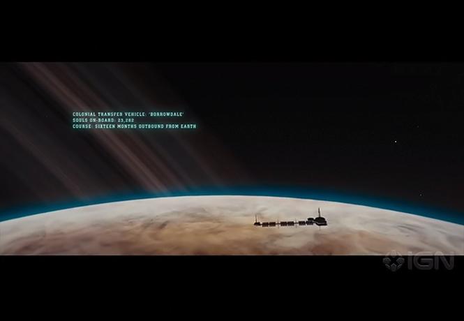 Фото №1 - «Чужой: Сдерживание»: первая короткометражка вселенной «Чужих». 9 минут 33 секунды