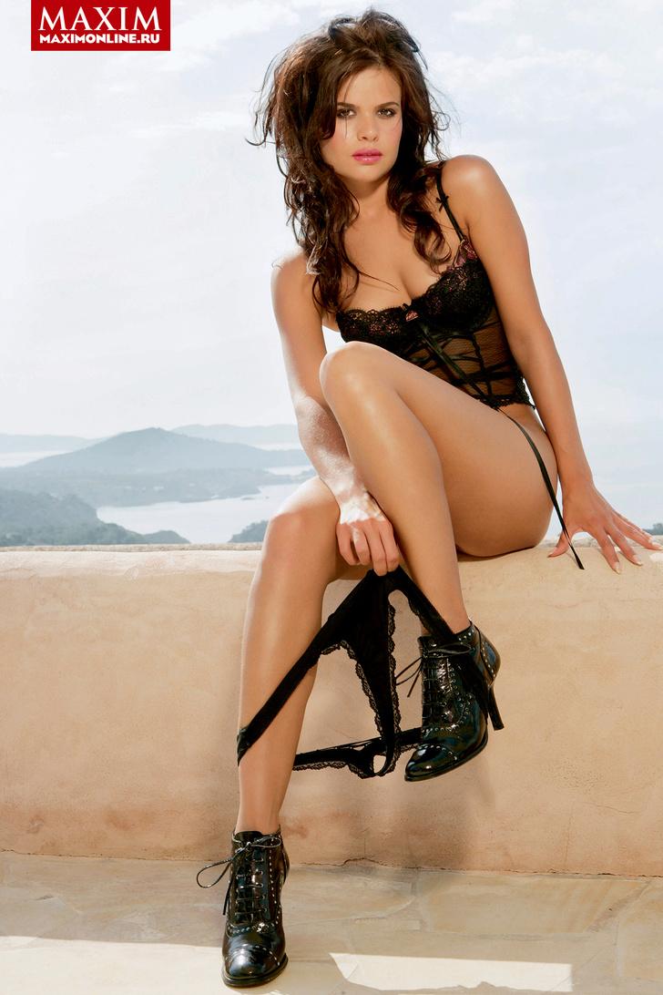 Фото №1 - Голландская модель Мариан-Анна: «Я люблю водку с лаймом, но под хорошее настроение могу хлопнуть несколько рюмок текилы»