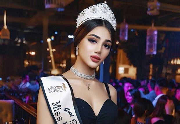 Фото №1 - Международный конкурс «Мисс Азия — 2019» выиграла модель из бывшей республики СССР