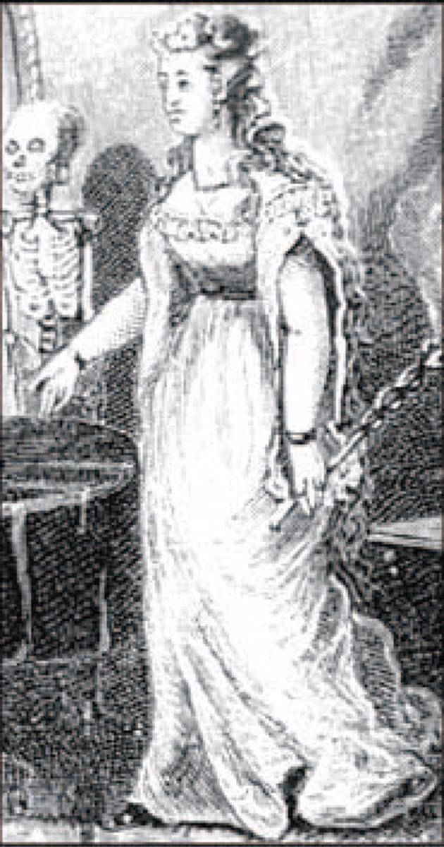 Первая женщина-сыщик Кейт Уорн