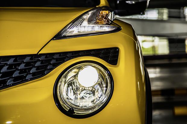Фото №2 - Nissan Juke: цвет правит