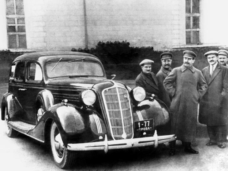 Фото №3 - 5 самых роскошных советских автомобилей