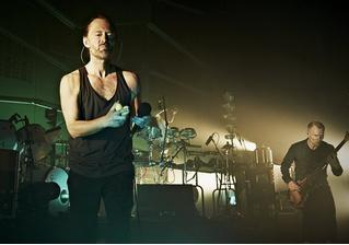 Группа Radiohead полностью удалилась из Интернета