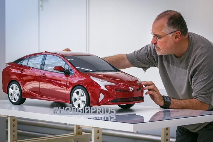 Фото №2 - Тест-драйв Toyota Prius пройдет в ведущем инжиниринговом центре страны