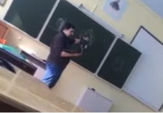 На Урале сельского учителя уволили после «вызова Ктулху» на уроке
