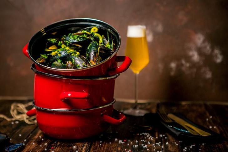 Фото №3 - Мидии и пиво в Mollusca на Патриарших