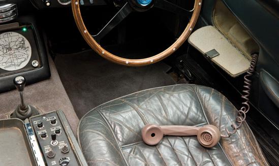 Фото №18 - Машина Бонда с молотка