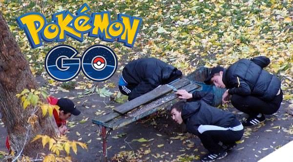 Фото №12 - Лучшие шутки об игре Pokemon GO, которая захватила мир