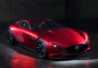 Mazda RX Vision с роторным двигателем? Неожиданно!