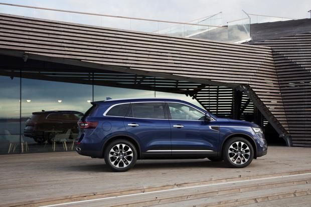 Фото №5 - Renault Koleos: больше, чем ожидаешь