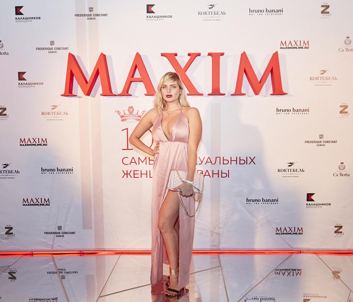 Фото №21 - Журнал MAXIM дал торжественный старт голосованию «100 самых сексуальных женщин страны» на вечеринке в Lexus Dome