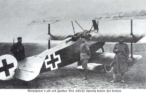 Фото №2 - История Красного барона, величайшего аса Первой мировой войны