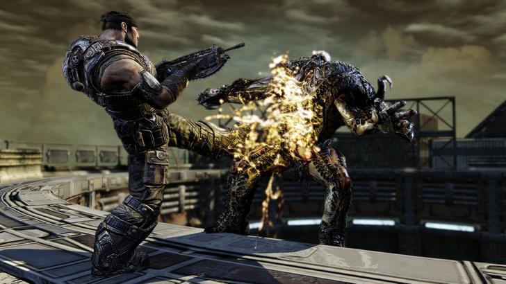 Фото №1 - Gears of war 3