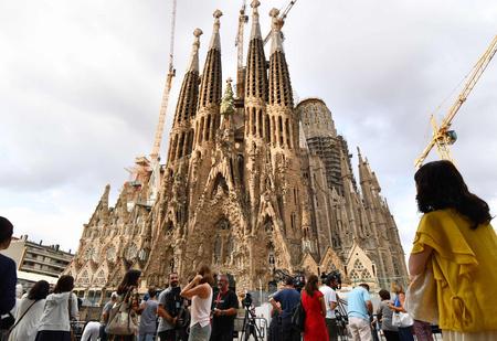 Барселона оштрафовала застройщика Sagrada Familia за 136 лет незаконного строительства
