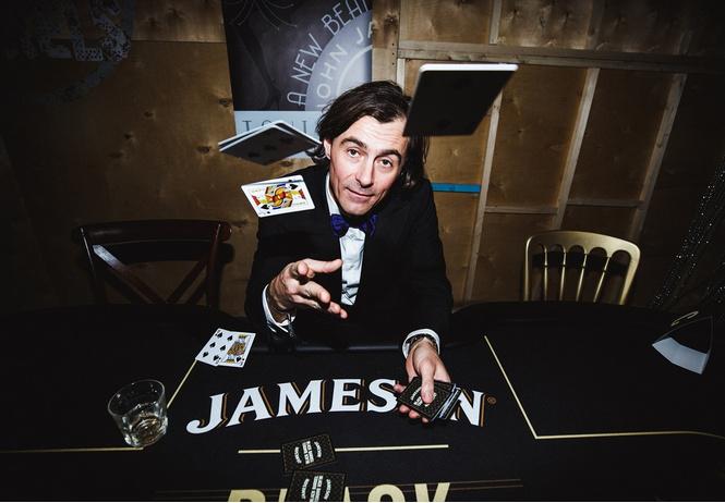 Состоялась заключительная покерная вечеринка из серии Jameson Sips&Chips
