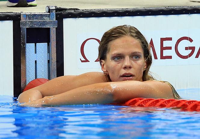 На день рождения к Юлии Ефимовой явились допинг-комиссары. Без подарка!