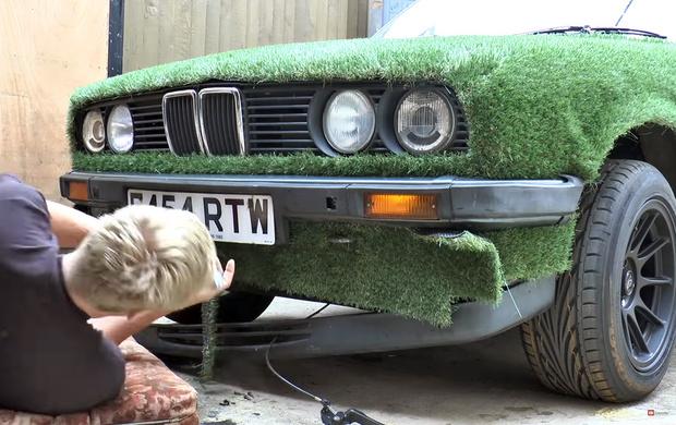 Фото №5 - Джакузи из старого BMW? Казалось бы, что тут такого…