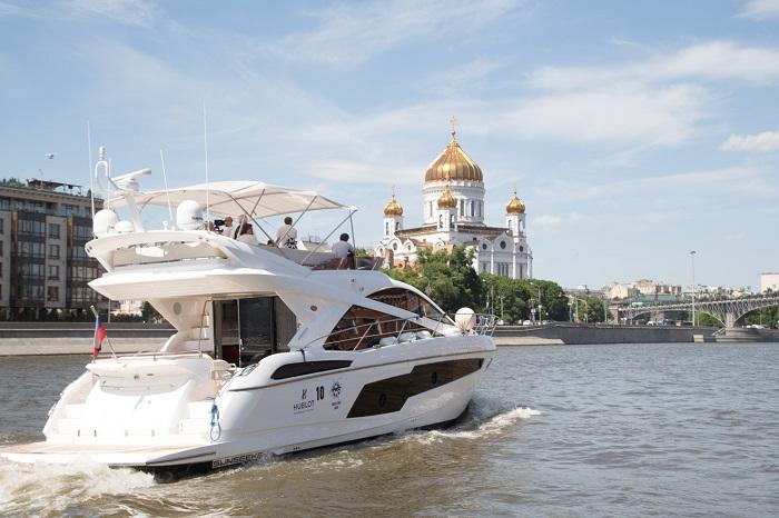 Фото №2 - В Москве пройдёт гонка яхт Hublot Boat Trophy