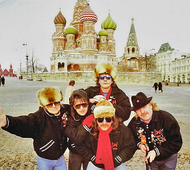Фото №5 - Семь иностранных музыкантов, которые прорвались в СССР