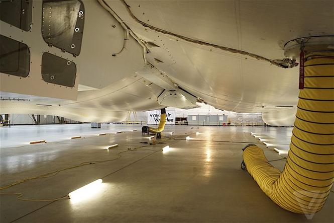 Фото №7 - Запредельно громадный мега-дирижабль Airlander 10 готов к запуску!