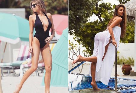 «Краса России», шведская модель с самыи длинными ногами и другие самые соблазнительные девушки недели