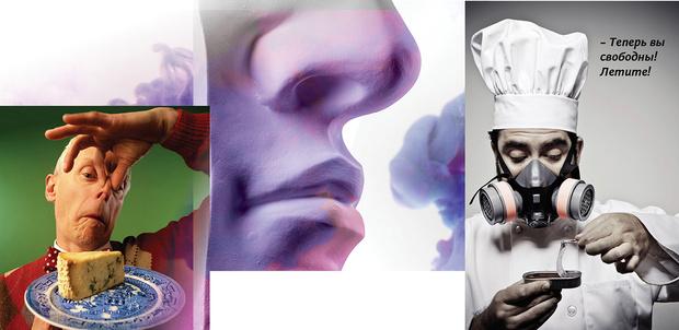 Фото №5 - А нос и ныне там: как работает обоняние и как мы им на самом деле пользуемся