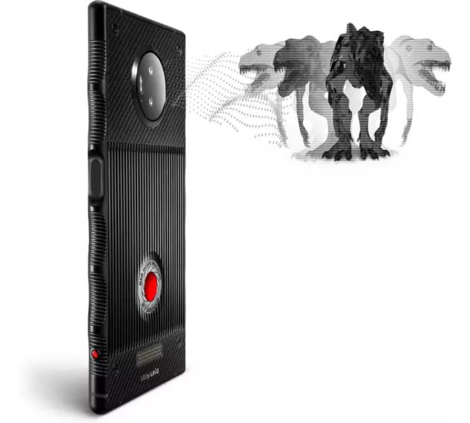 Фото №3 - Компания Red выпускает первый в истории голографический смартфон