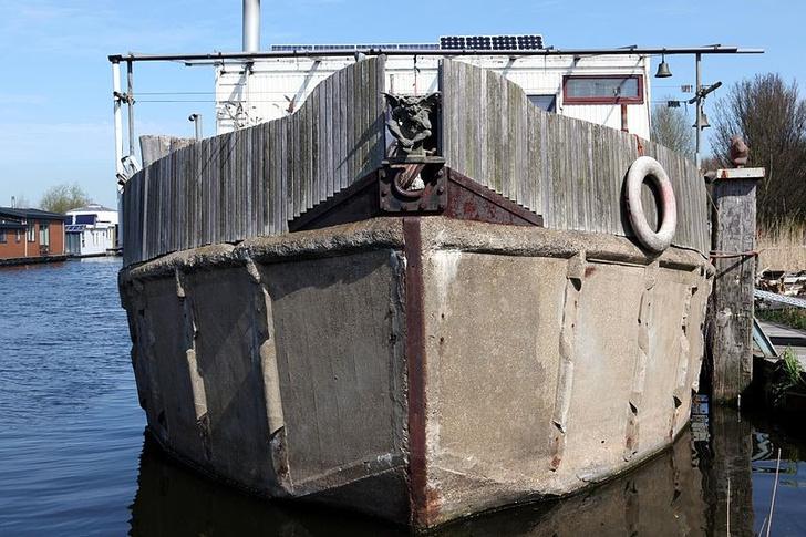 Фото №9 - Железобетонные корабли: ушедшая эпоха в 11 фотографиях