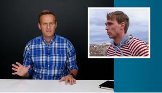 Навальный выложил видео о том, кто подставил журналиста Ивана Голунова