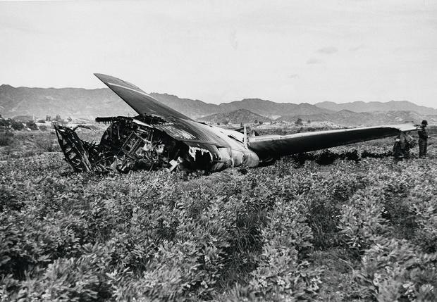 Фото №3 - Операция «Хромированный купол»: как так вышло, что американцы уронили на Испанию четыре ядерные бомбы