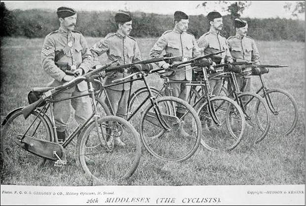 Фото №5 - Непридуманная история велосипедных войск