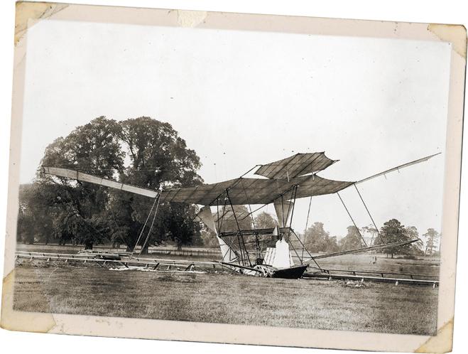 Самолет Максима