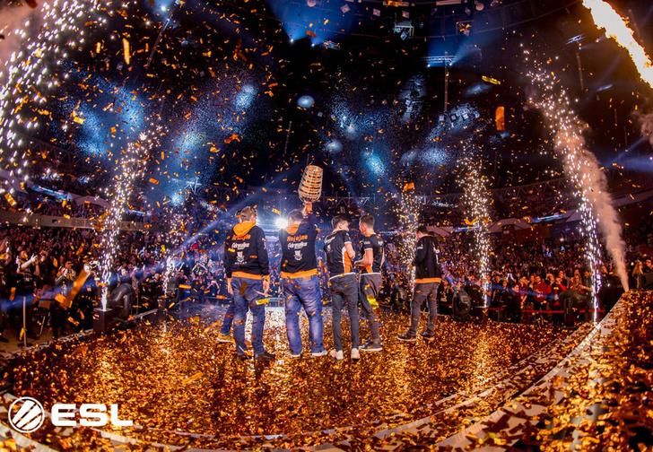 Фото №1 - Убойные выходные для российского спорта: Virtus.pro чемпионы ESL Katowice