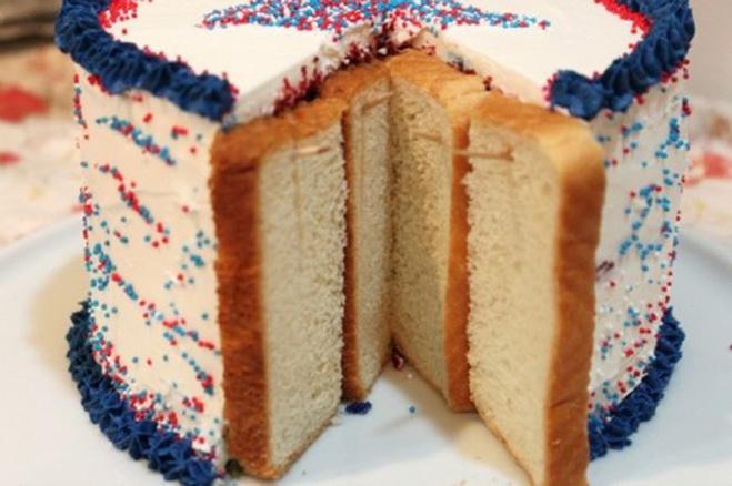 Чтобы торт не зачерствел