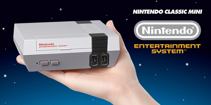 Фото №1 - Возрождение культовой игровой приставки «Денди»... тьфу, то есть, NES!
